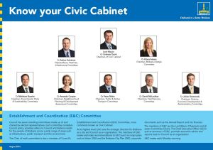 Civic Cabnet - Aug 2012