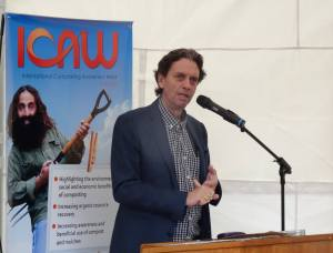 Eric Love ICAW - 10 May 2017